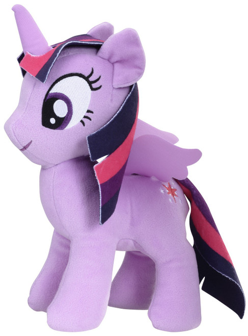 My Little Pony Friendship is Magic Soft Princess Twilight Sparkle 9-Inch Plush (Pre-Order ships January)