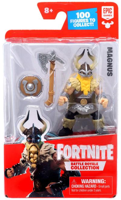 Fortnite Epic Games Battle Royale Collection Magnus 2-Inch Mini Figure