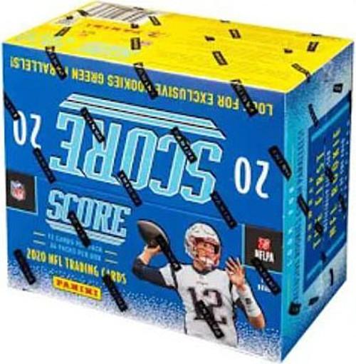 NFL Panini 2020 Score Football Trading Card RETAIL Box [24 Packs]