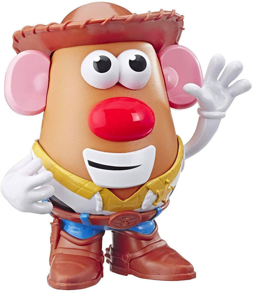 Toy Story 4 Mr. Potato Head Woody's Tater Round Up Figure