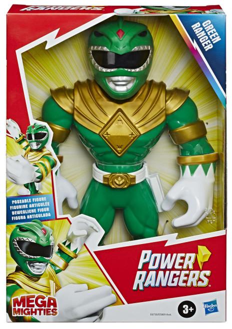 Power Rangers Playskool Heroes Mega Mighties Green Ranger Figure