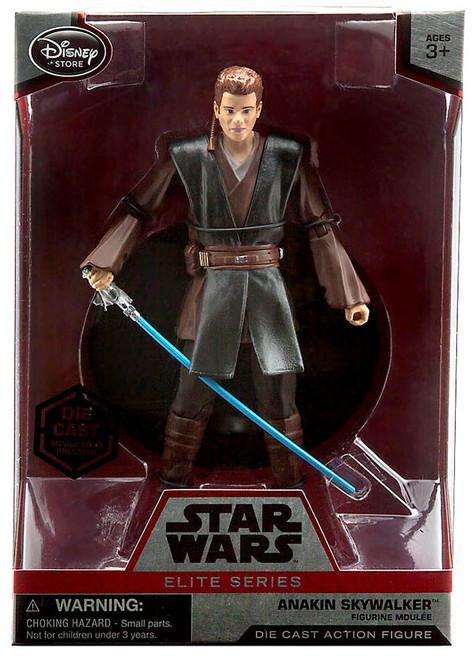Disney Star Wars The Force Awakens Elite Anakin Skywalker Exclusive 6.5-Inch Diecast Figure [Damaged Package]