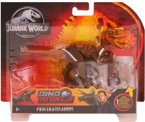 Jurassic World Fallen Kingdom Dino Rivals Proceratosaurus Action Figure