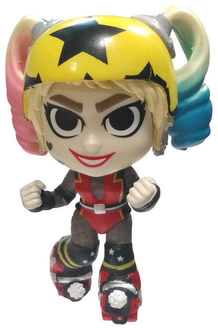 Funko DC Birds of Prey Harley Quinn 1/6 Mystery Minifigure [Roller Derby Loose]