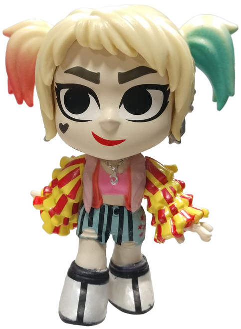 Funko DC Birds of Prey Harley Quinn 1/6 Mystery Minifigure [Caution Tape Loose]