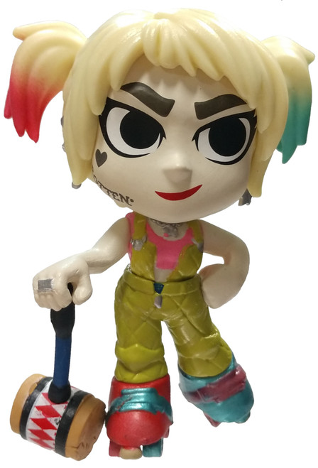 Funko DC Birds of Prey Harley Quinn 1/24 Mystery Minifigure [Boobytrap Battle Loose]