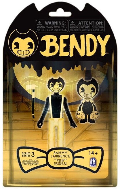 Bendy and the Ink Machine Series 3 Sammy Lawrence Action Figure [Sepia]