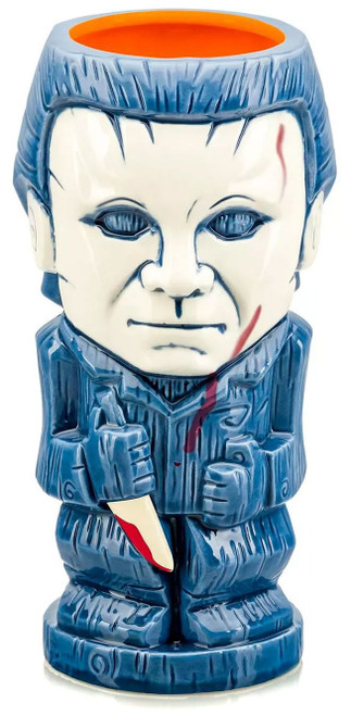 Halloween The Curse of Michael Myers Geeki Tiki Michael Myers 7-Inch Tiki Glass [The Curse of Michael Myers]