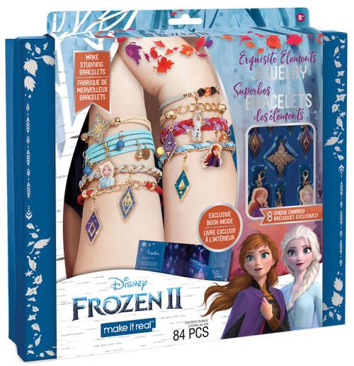 Disney Frozen Frozen 2 Exquisite Elements Jewelry