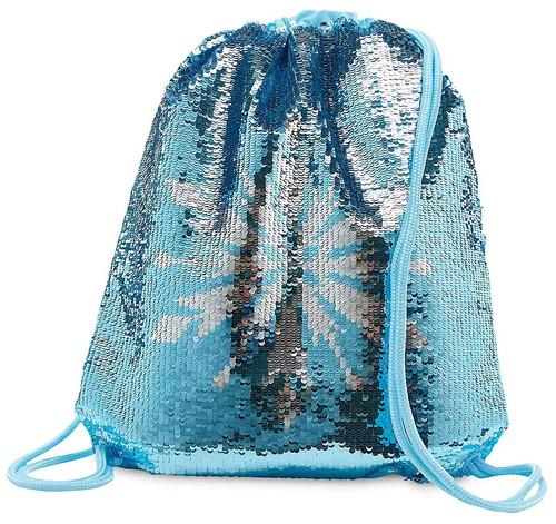 Disney Frozen Frozen 2 Reversible Sequin Exclusive Swim Bag
