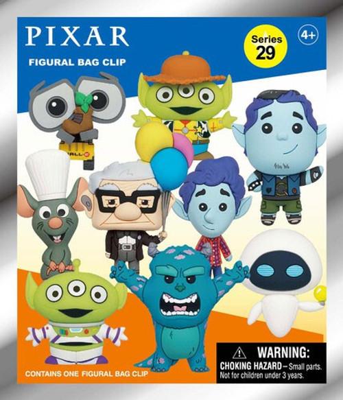 Disney 3D Figural Keyring Pixar 25th Anniversary Mystery Pack [1 RANDOM Figure]