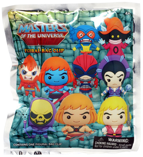 3D Figural Keyring He-Man and the Masters of the Universe Series 1 Mystery Pack [1 Figure]