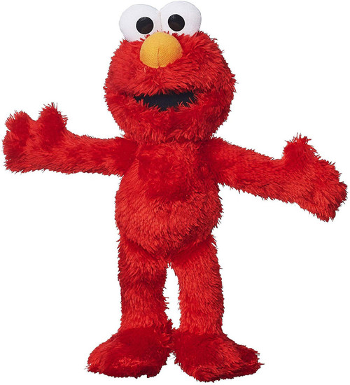 Sesame Street Elmo 10-Inch Plush
