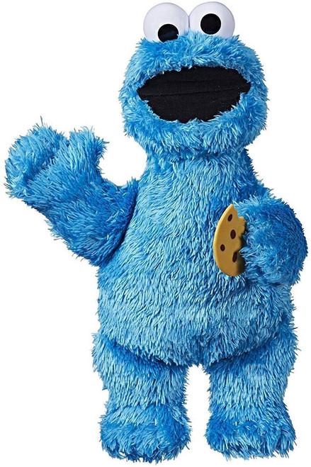 Sesame Street Feed Me Cookie Monster Plush