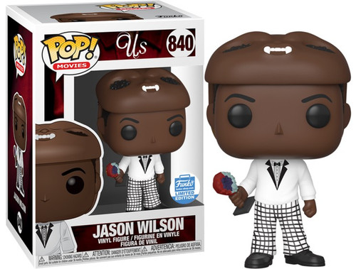 Funko Us POP! Movies Jason Wilson Exclusive Vinyl Figure #840