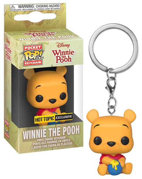 Funko POP! Disney Winnie The Pooh Exclusive Keychain