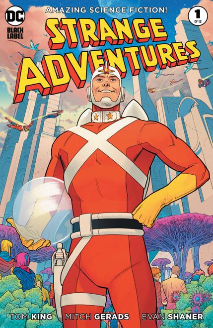 DC Strange Adventures #1 of 12 Comic Book [Evan Shaner Variant Cover]