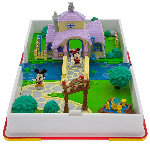 Disney Minnie Mouse Storybook Exclusive Playset