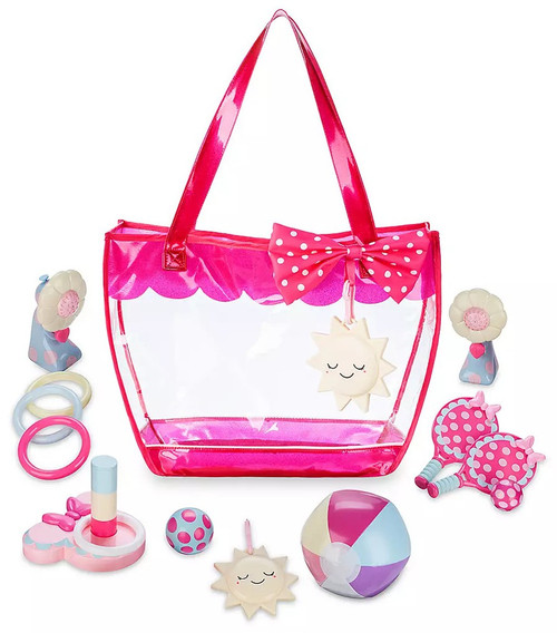 Disney Minnie Mouse Tote of Fun Outdoor Exclusive Playset