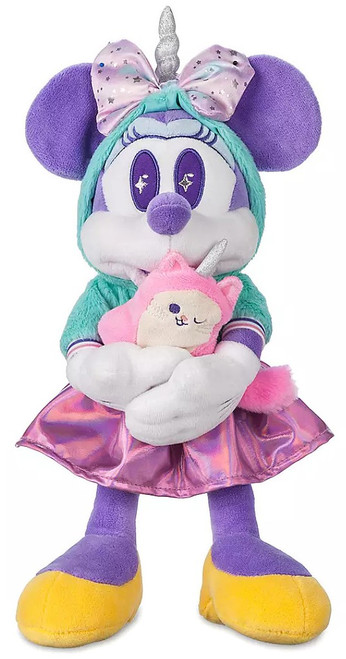 Disney Minnie Mouse Mystical Unicorn Exclusive 15-Inch Plush