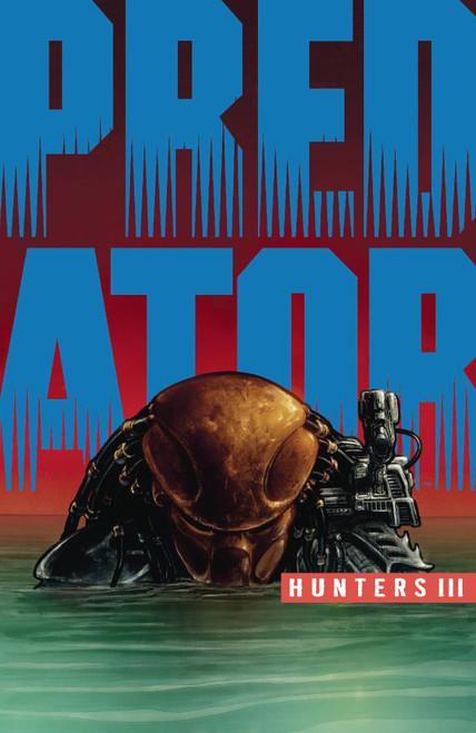 Dark Horse Predator III #2 of 4 Comic Book