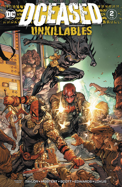 DCeased #2 of 3 Unkillables Comic Book