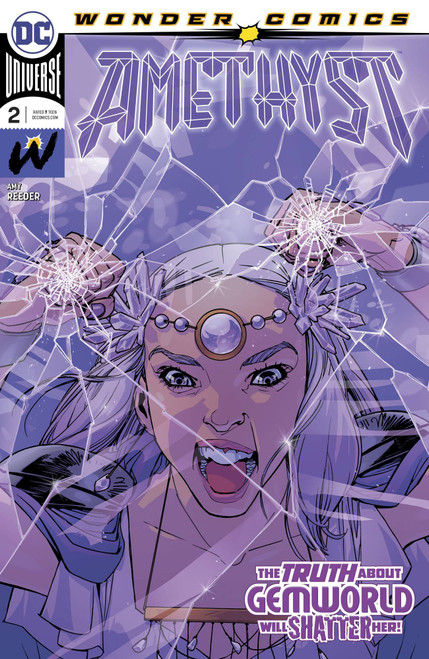 DC Amethyst #2 of 6 Comic Book