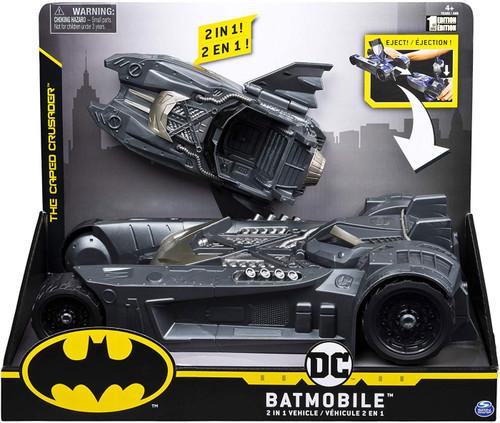 DC Batman Universe Batmobile Action Figure Vehicle