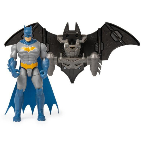 DC Batman Universe Batman Action Figure [Mega Gear]