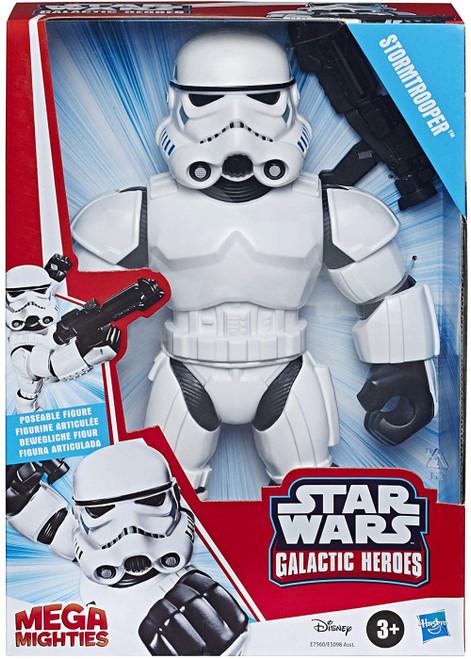 Star Wars Galactic Heroes Mega Mighties Stormtrooper Action Figure