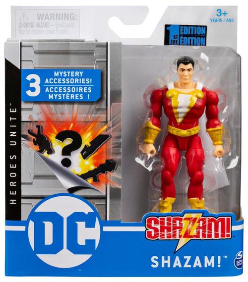 Batman DC Universe Shazam Action Figures