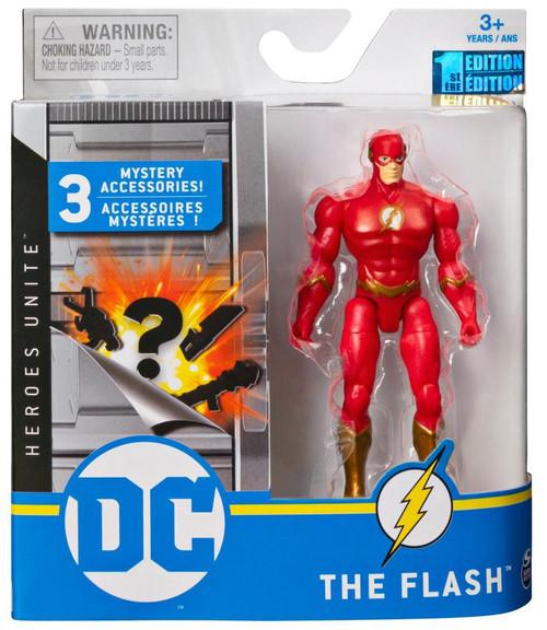 Batman DC Universe The Flash Action Figures