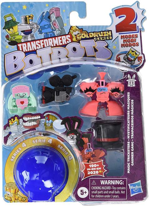 Transformers BotBots Series 4 Magic Shop Mini Figure 5-Pack [RANDOM Figures!]