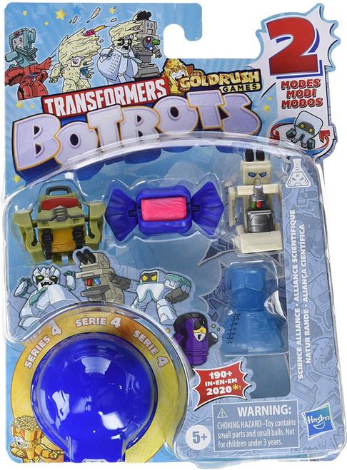 Transformers BotBots Series 4 Science Alliance Mini Figure 5-Pack [RANDOM Figures!]