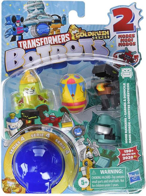 Transformers BotBots Series 4 Home Rangers Mini Figure 5-Pack [RANDOM Figures!]