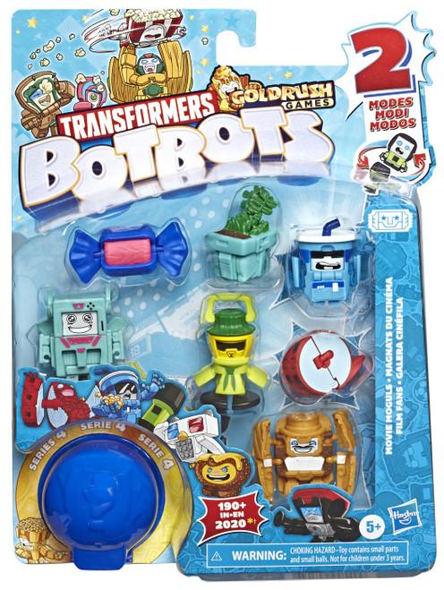 Transformers BotBots Series 4 Movie Moguls Mini Figure 8-Pack [RANDOM Figures]