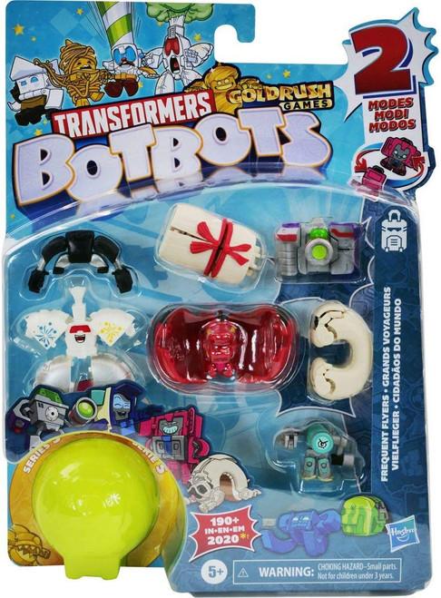 Transformers BotBots Series 4 Travel Mini Figure 8-Pack [RANDOM Figures]