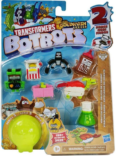 Transformers BotBots Series 4 Asian Food Mini Figure 8-Pack [RANDOM Figures]