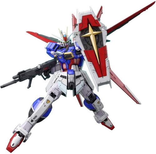 Gundam Seed Destiny Real Grade Force Impulse Gundam Model Kit #33