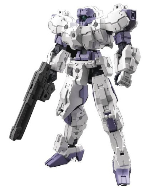 30 Minute Missions 30 MM eEXM-21 5-Inch Model Kit #23 [Rabiot White]