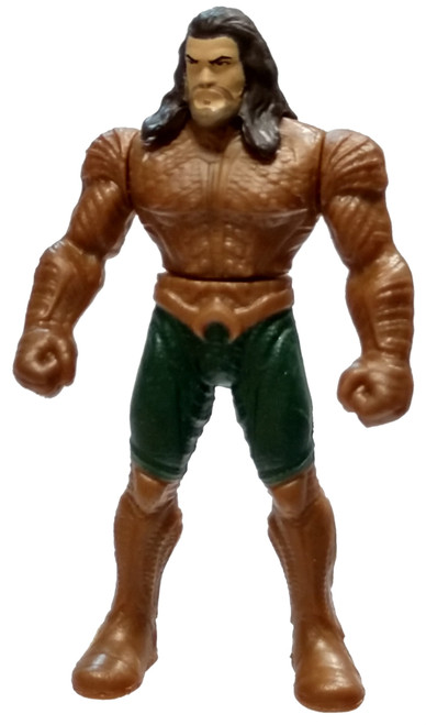 DC Justice League Mighty Minis Series 1 Aquaman 2-Inch Minifigure [Loose]