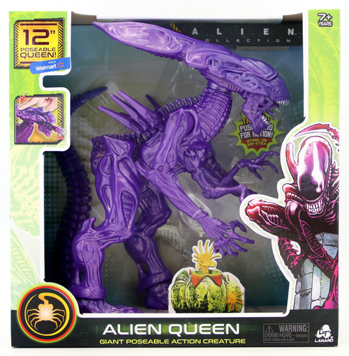 Alien Collection Alien Queen Exclusive 12-Inch Giant Poseable Action Creature