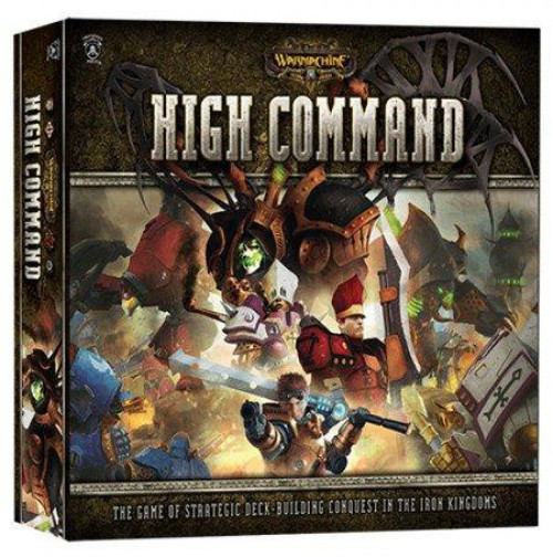 Warmachine High Command Core Set Deck Building Game