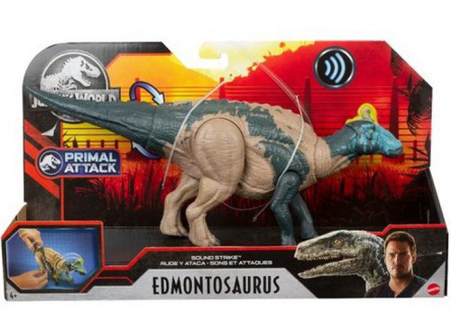 Jurassic World Primal Attack Edmontosaurus Action Figure [Savage Strike]