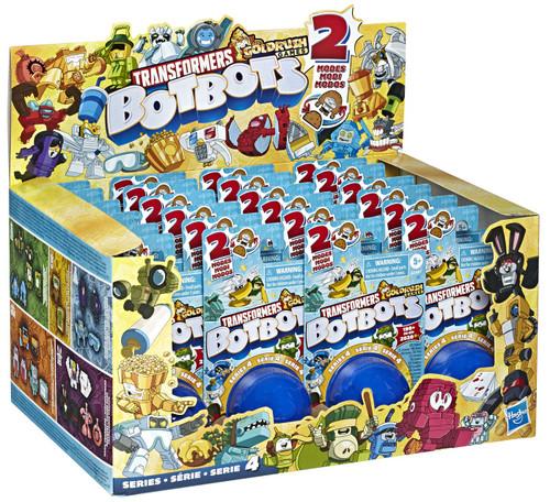 Transformers BotBots Series 4 Mystery Box [24 Packs]