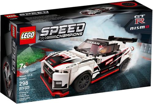 LEGO Speed Champions Nissan GT-R NISMO Set #76896