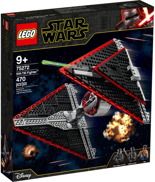 LEGO Star Wars Sith TIE Fighter Set #75272