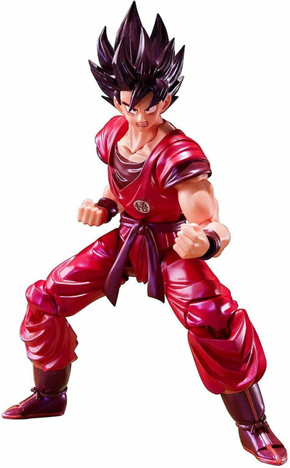 Dragon Ball S.H. Figuarts Goku Action Figure [Kaio-ken Version]