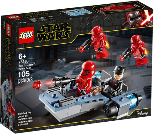 LEGO Star Wars Sith Troopers Battle Pack Set #75266