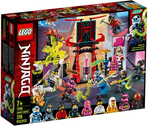 LEGO Ninjago Gamer's Market Set #71708